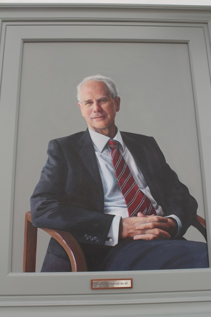 Richard's portrait