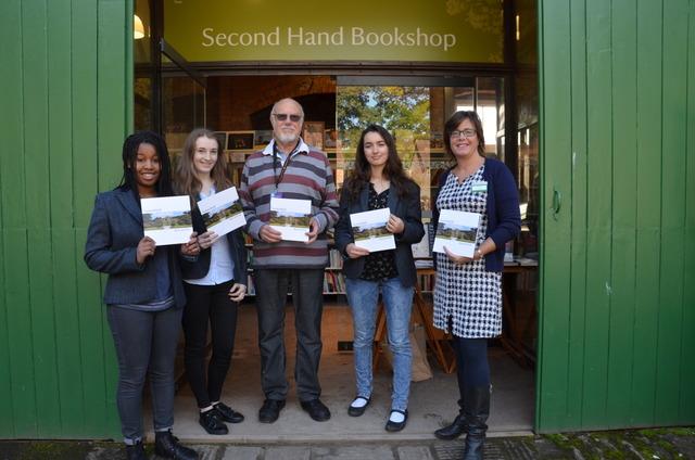 Badminton School pupils produce and donate photobook for Tyntesfield