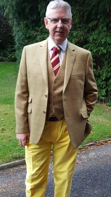 Michael Connolly, Headmaster