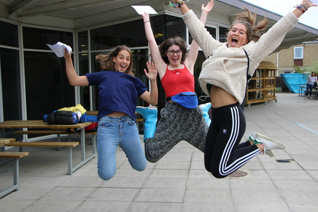 Fantastic results for GCSE girls at Headington School