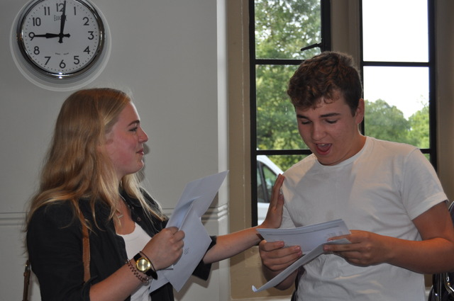 Rotherham pupils celebrate top GCSE results despite exam changes