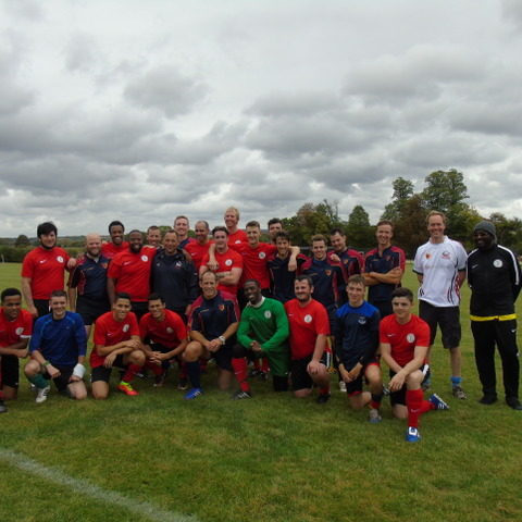 Moulsford Staff v Grenfell Athletic
