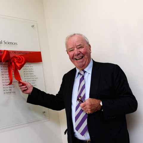 Opening of Oakham's Faculty of Social Sciences