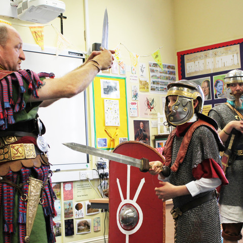 Roman Day 1