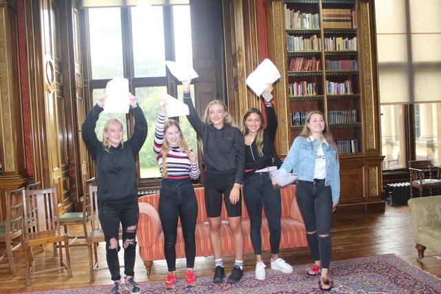 GCSE RESULTS: Claremont Senior School 'proud' of exam success