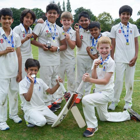 Warwickshire County Kwik Cricket Champions 2017