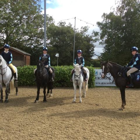Equestrian Keysoe September 2017