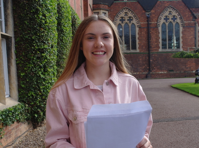 GCSE results: Rossall celebrates as key grades are on the rise